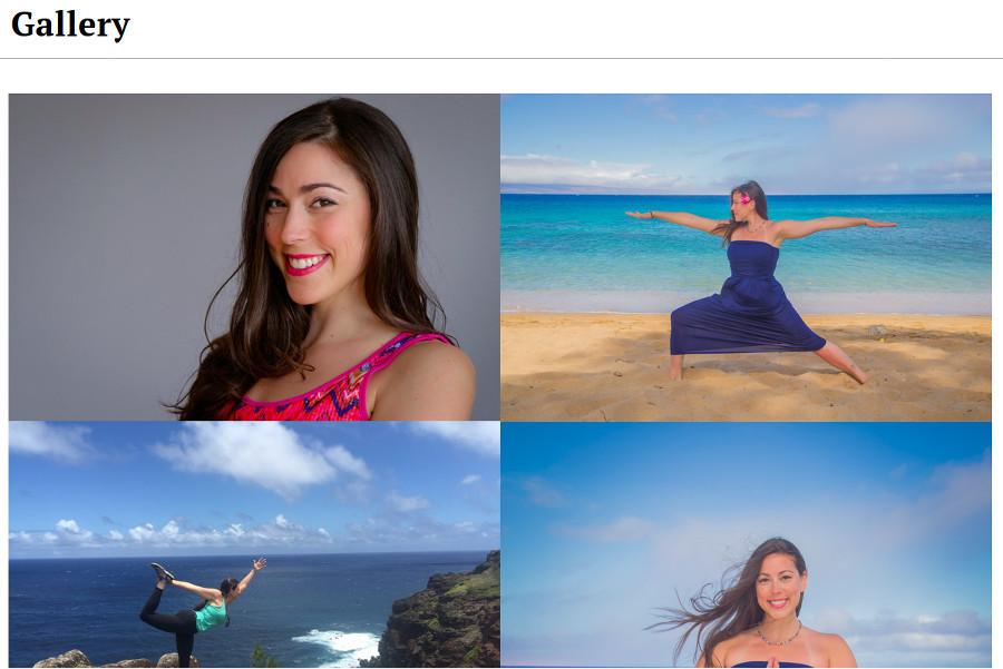 Lauren Margolies Yoga Gallery